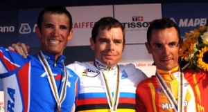 Cadel crowned champion