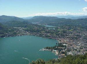 Lake Tessin, Ticino