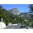 Road from Vence