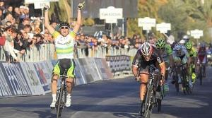 Simon Gerrans winner of Milano Sanremo 2012 (image courtesy of official race website)
