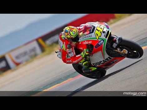 Everyone's favourite rider: Valentino Rossi