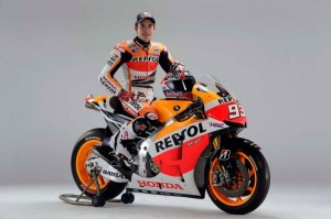 Youngest-ever, Marc Marquez