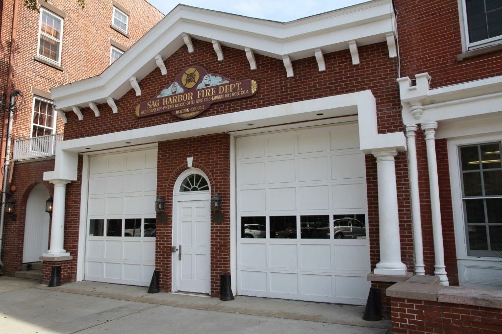 Impossibly cute fire station