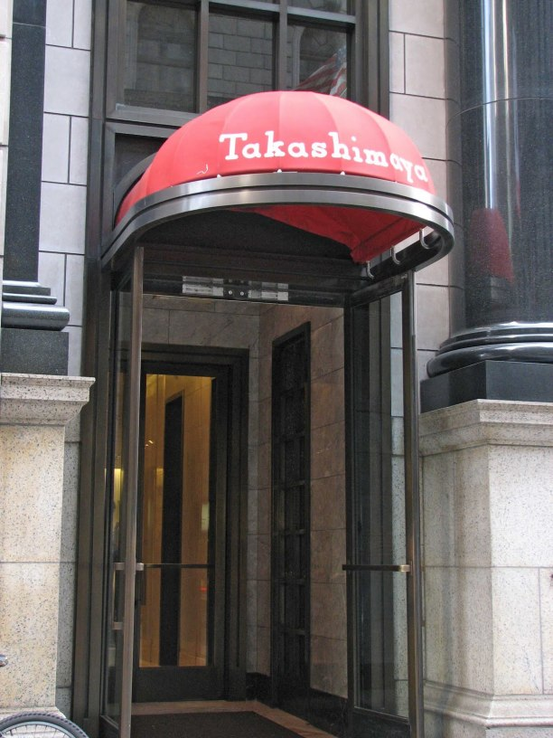 takashimaya fifth ave nyc