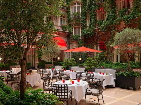 Plaza athenee breakfast