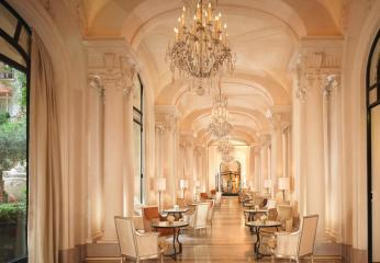 Plaza athenee hall