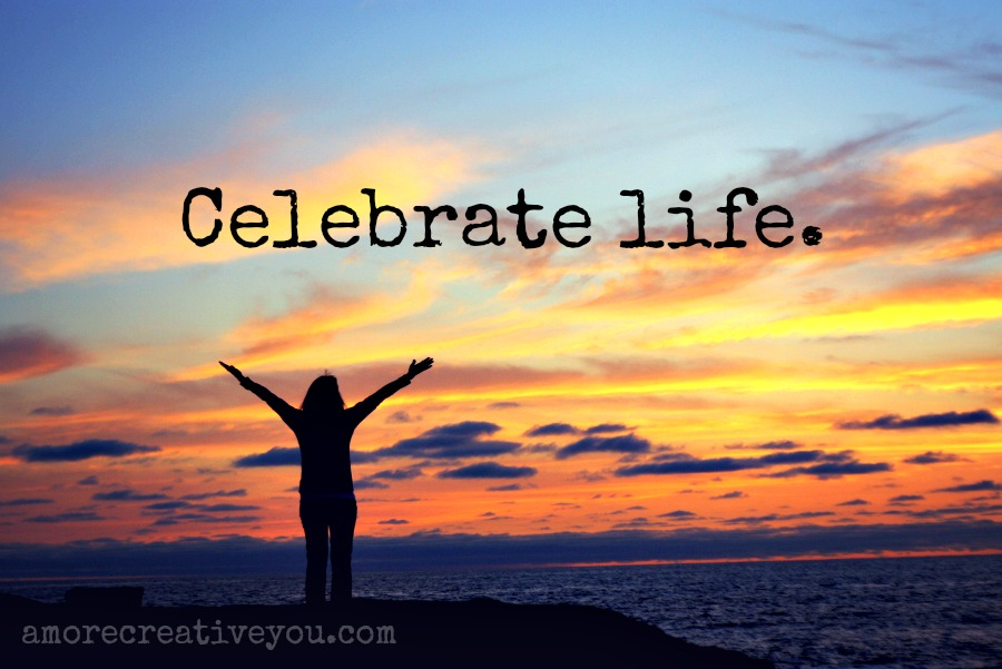 606060 Tag Let's Celebrate Life View From The Back Impressive Celebrate Life Quotes