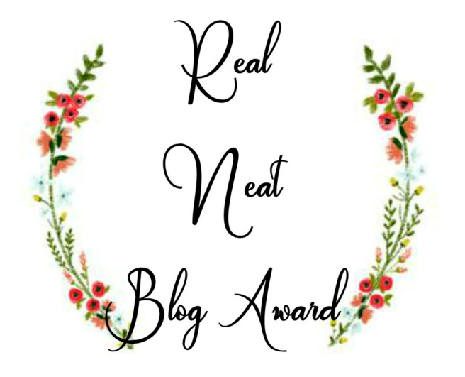 The Real Neat Blog Award II – View from the Back