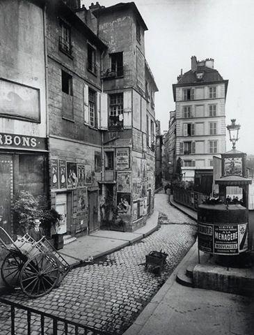 Rue des Ursins 1900