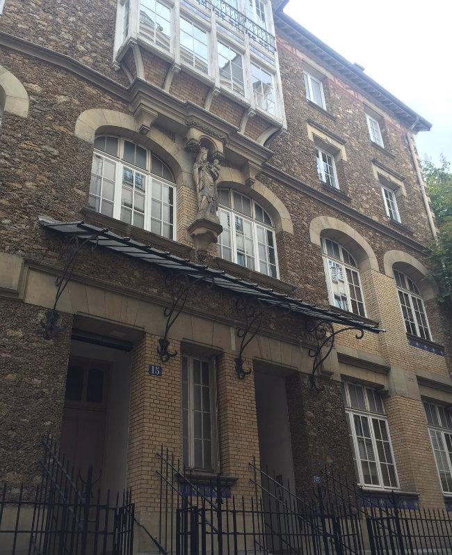 Rue des Ursins Chapelle
