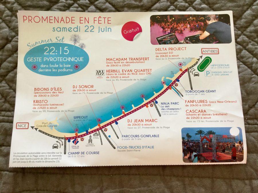 Date nights: Fête de la Musique and Promenade en Fête