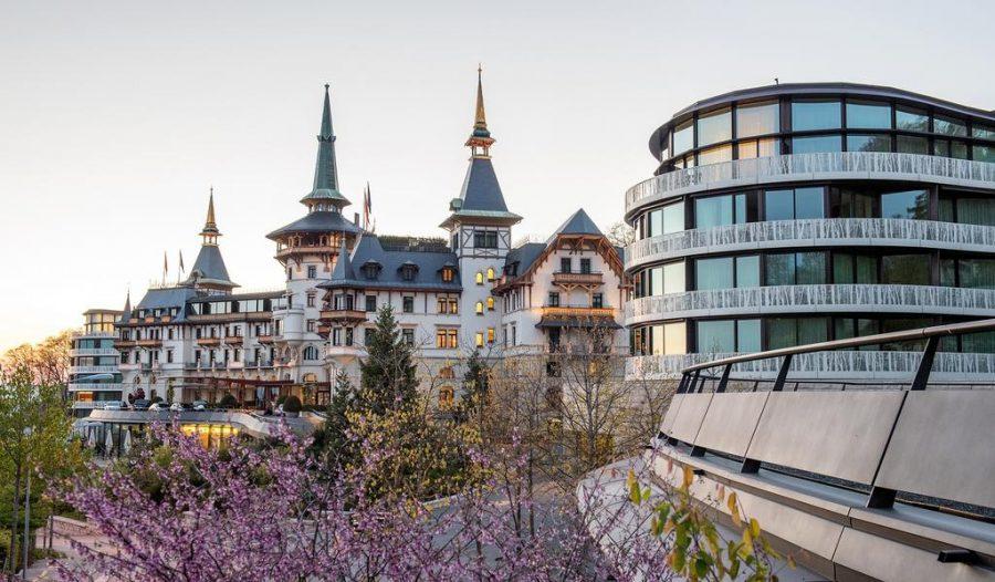 Postcard from Zurich