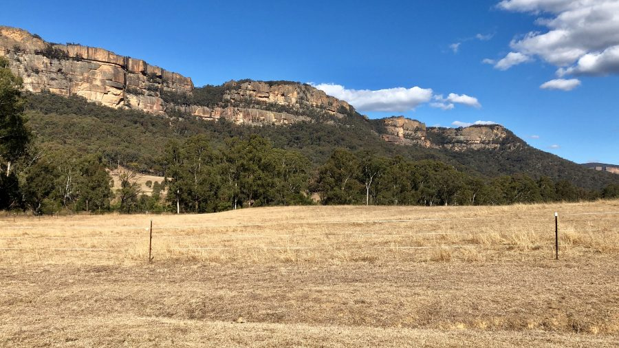 History of Wolgan Valley