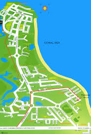 map port douglas