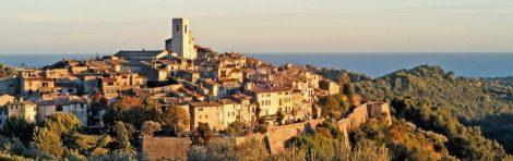Saint-Paul de Vence Ramparts