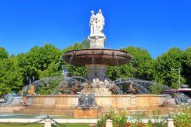 Fountain de la Rotonde