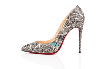 louboutin plan de paris