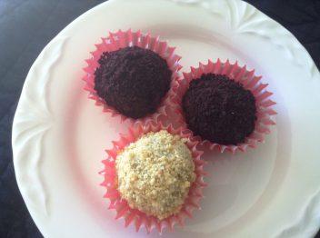 Cake Truffles Edit