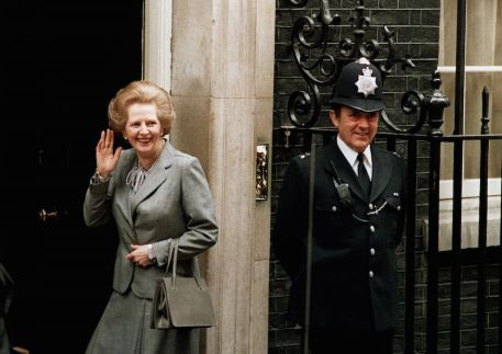 THATCHER NO. 10 DOWNING, LONDON, United Kingdom