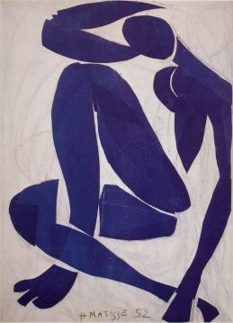 Henri-Matisse-Nu-Bleu-1952-Musée-Matisse-Nice