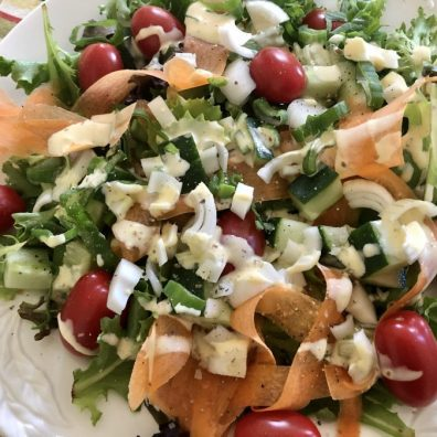 mixed chopped salad
